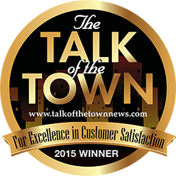 Talk of the Town News Customer Satisfaction Award 2015