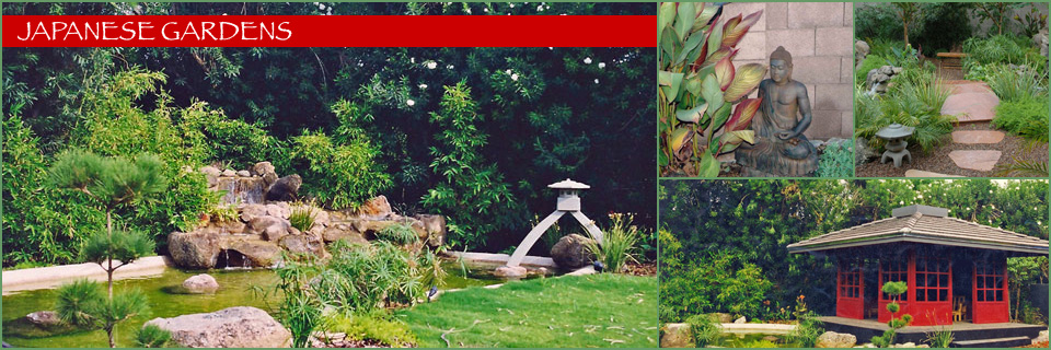 Tempe Landscape Garden Designs: Garden Water Features, Japanese ...